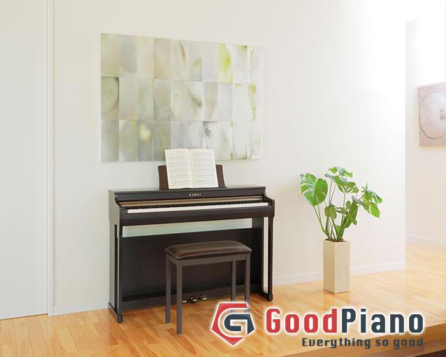 Những lý do khiến bạn phải lựa chọn đàn piano điện là bạn đồng hành