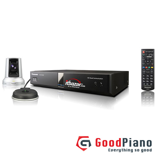 Thiết bị hội nghị truyền hình HDVC Panasonic KX-VC300