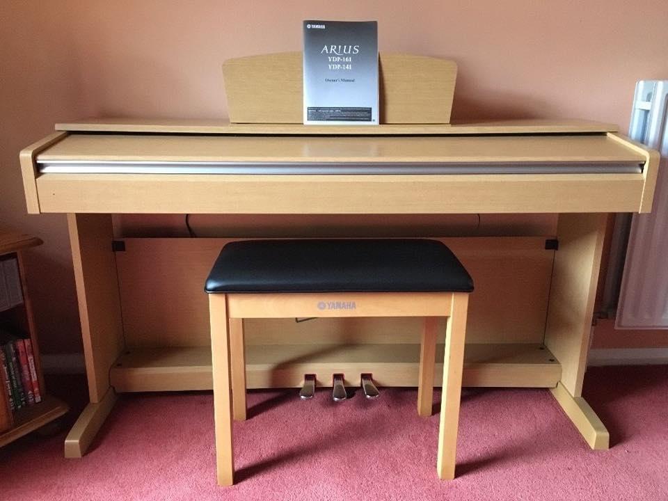 Đàn Piano Yamaha Arius YDP-141