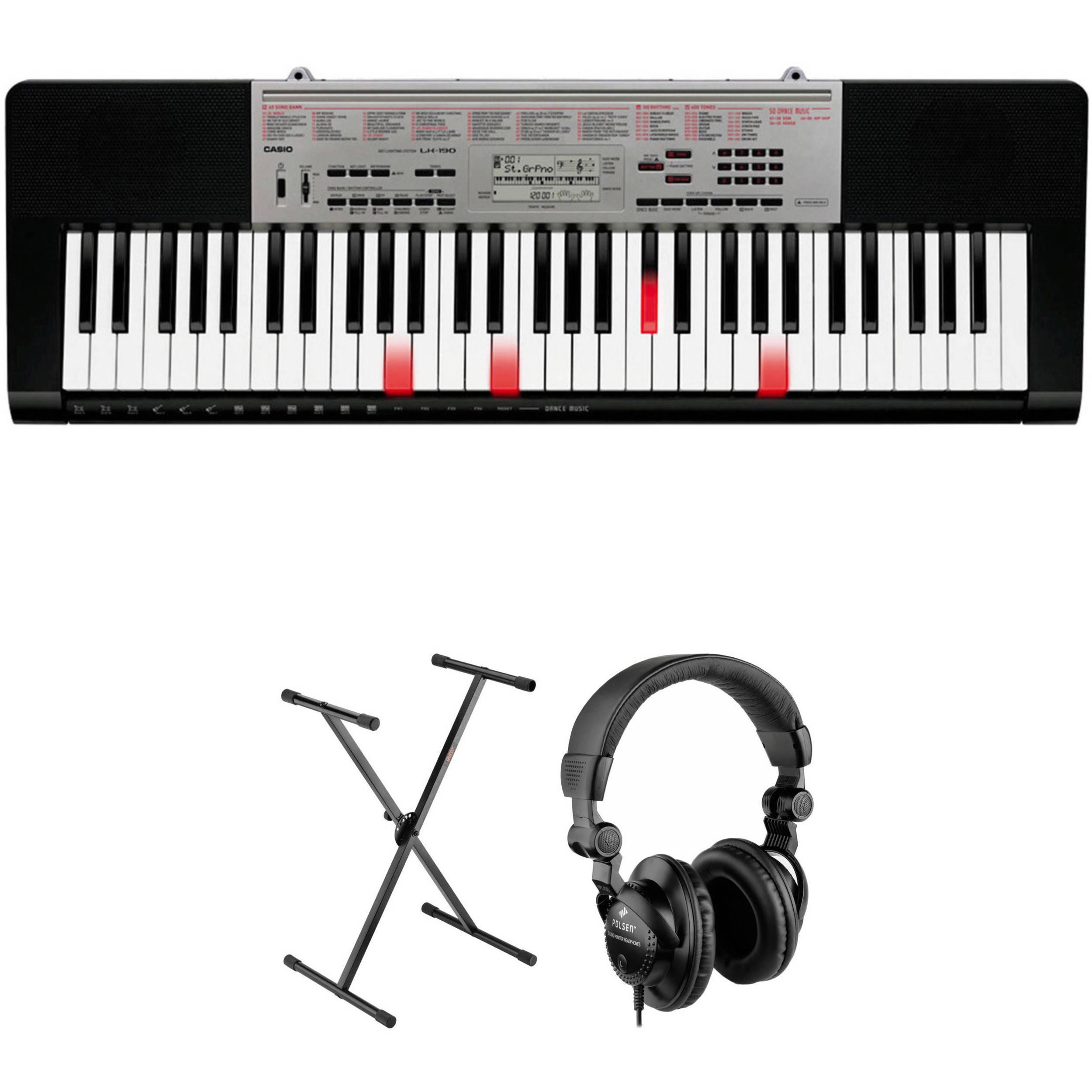 Đàn Organ Casio LK-190