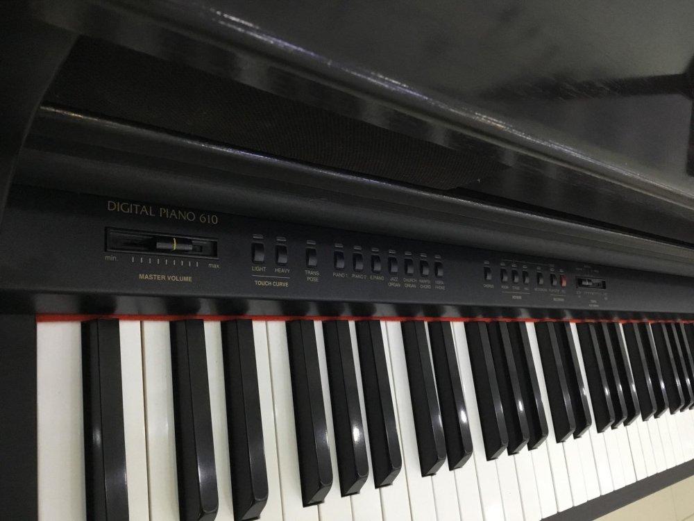 Đàn Piano Điện Kawai PW-610