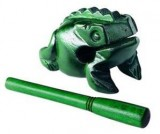 NINO 513GR Wood Frog Guiro