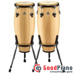 NINO910NT Wood Congos set