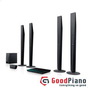Dàn âm thanh Sony BDVE6100 (BDV-E6100) - 5.1, Bluray, 3D