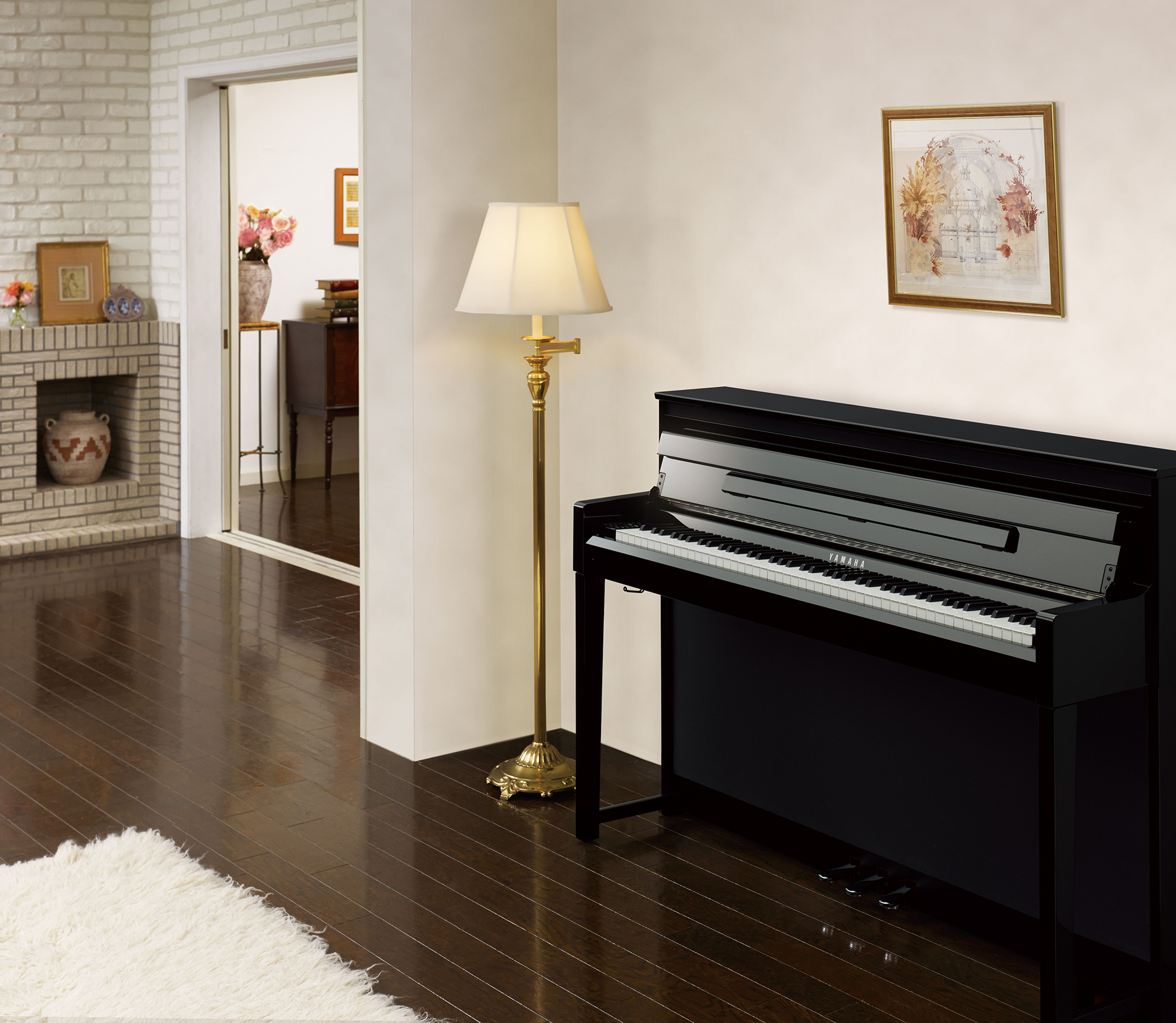 Đàn Piano Yamaha Clavinova CLP-585