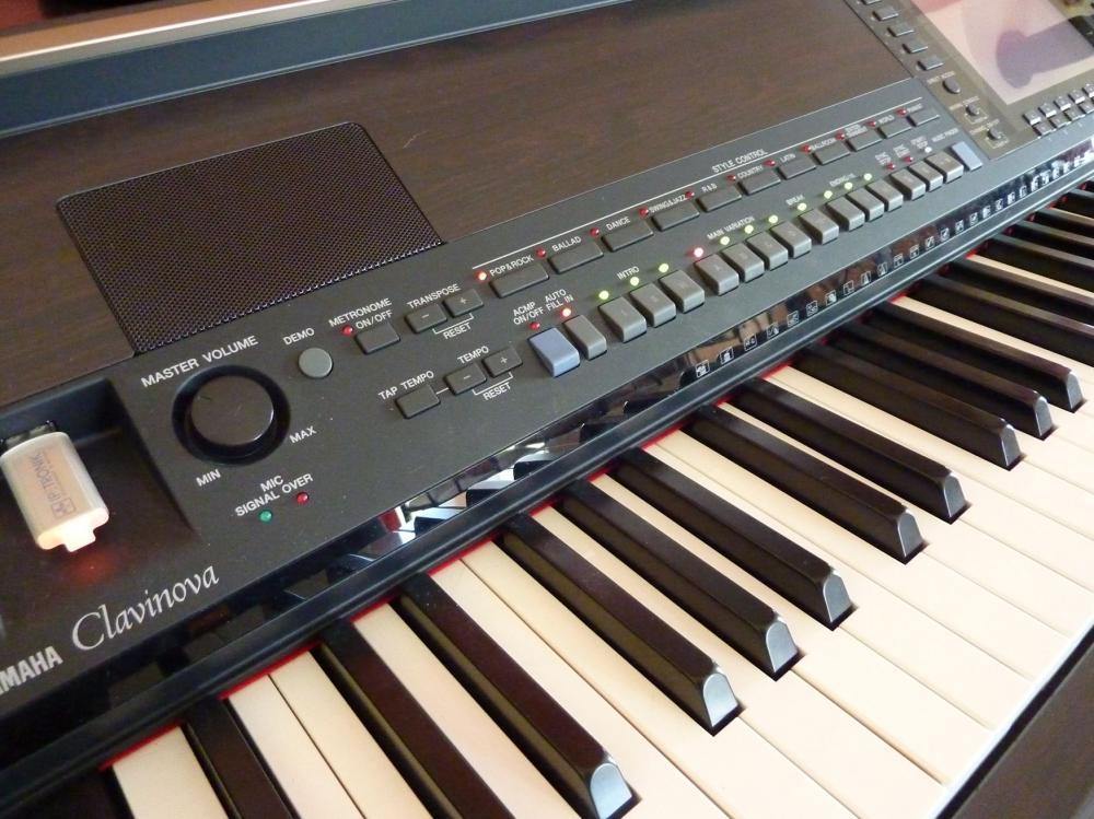 Đàn Piano Điện Yamaha CVP-407