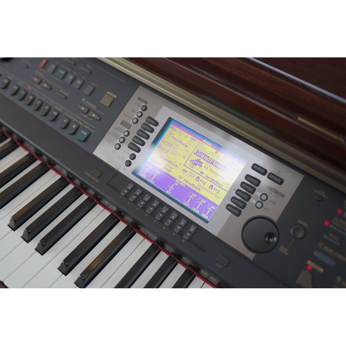 Đàn Piano Điện Yamaha CVP-206