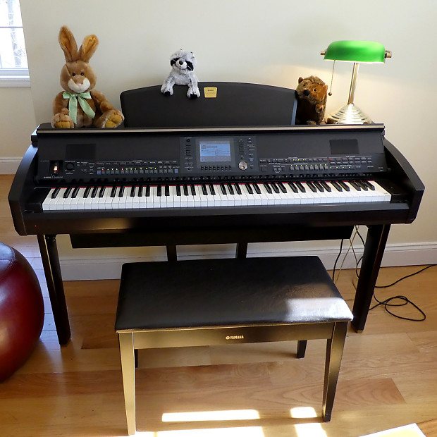 Đàn Piano Yamaha Clavinova CVP-405