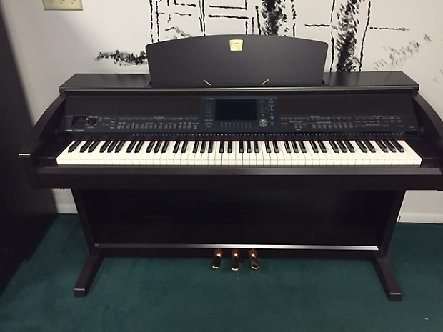 Đàn Piano Yamaha Clavinova CVP-503