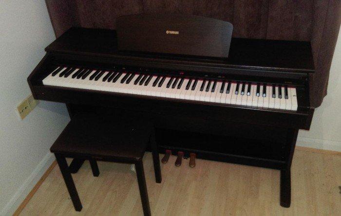 Đàn Piano Điện Yamaha YDP-121