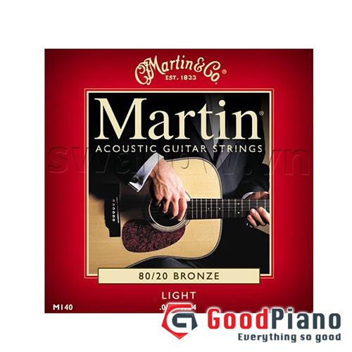 Dây đàn guitar Acoustic M140