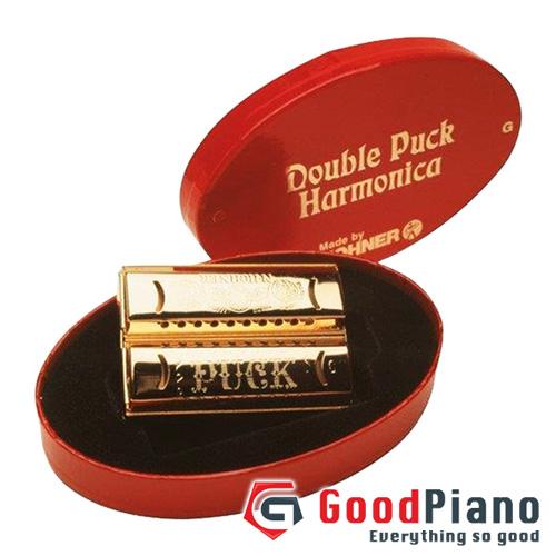 Kèn harmonica Hohner Double Side Puck M55333