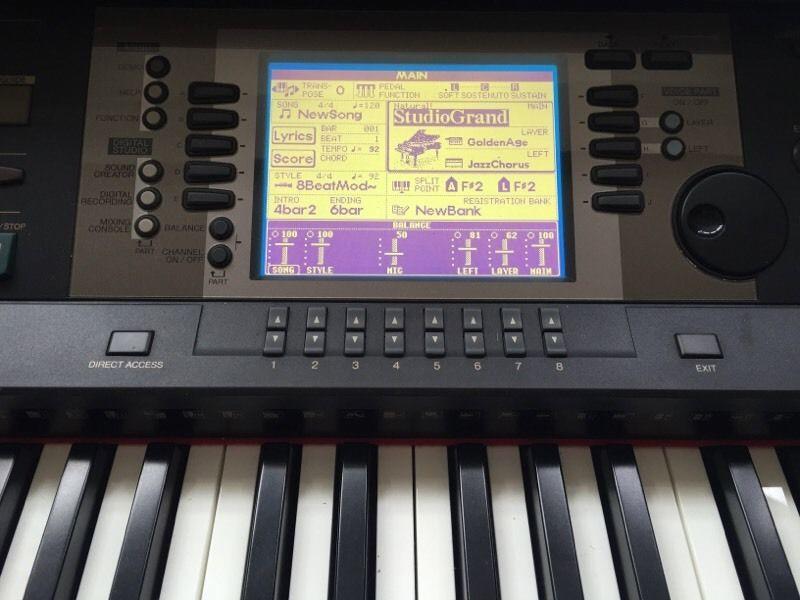 Đàn Piano Điện Yamaha CVP-205