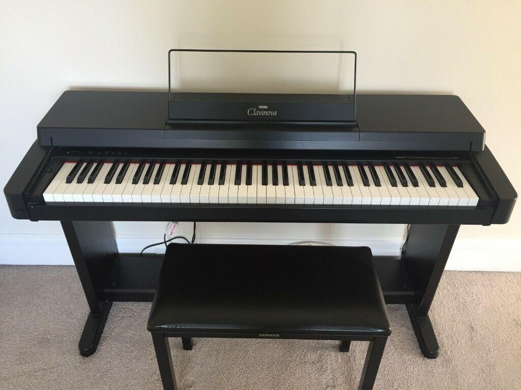 Đàn Piano Điện Yamaha CLP-260