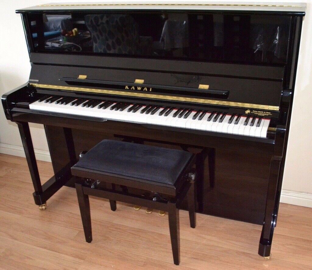 Đàn Upright Piano Kawai K-3 - Màu BK/ REX - Piano cơ