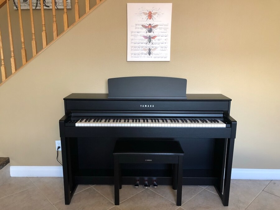 Đàn piano điện Yamaha CLP-545