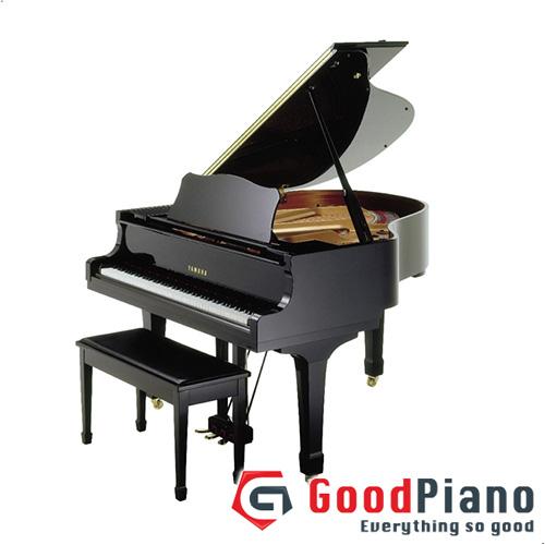 Đàn Piano Yamaha C3 - Đen