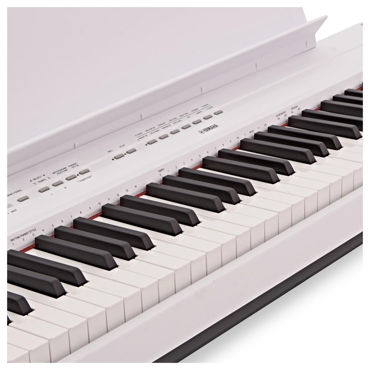 Đàn Piano Điện Yamaha P-115 (Pedal 3 chân)