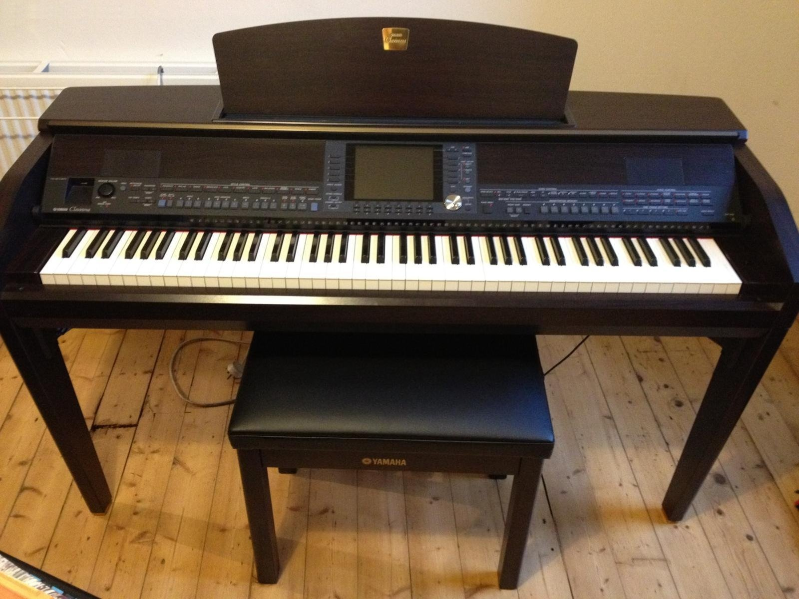 Đàn Piano Yamaha Clavinova CVP-509