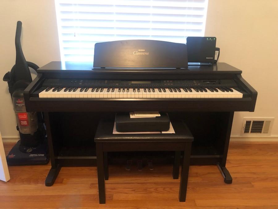 Đàn Piano Điện Yamaha CVP-103