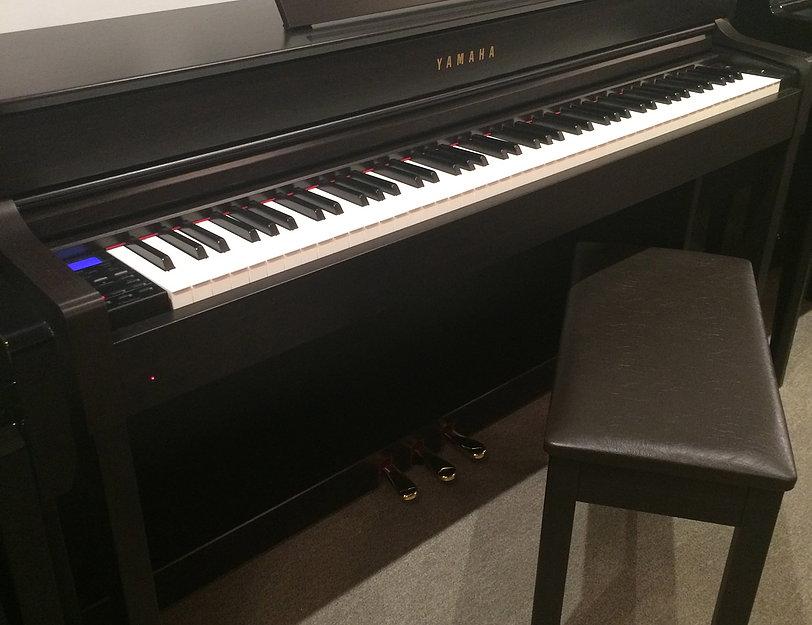 Đàn Piano Điện Yamaha CLP-535B