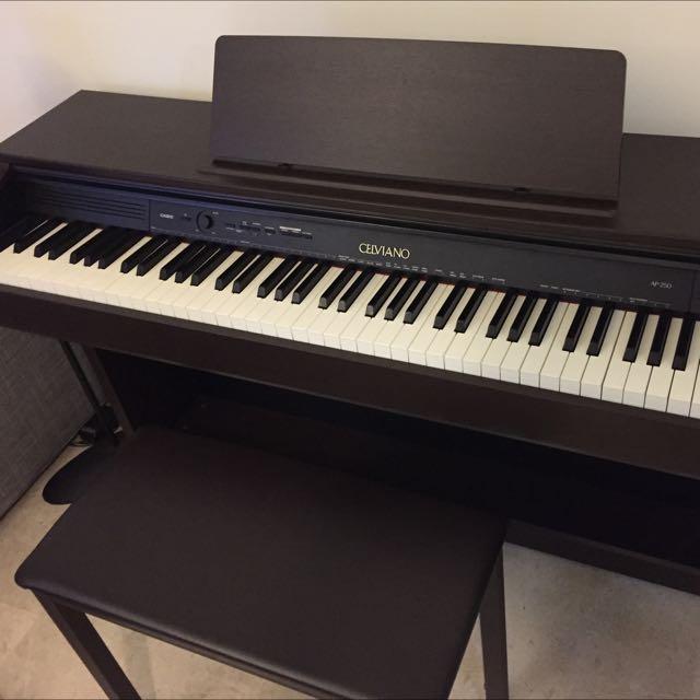 Đàn Piano điện Casio AP-250