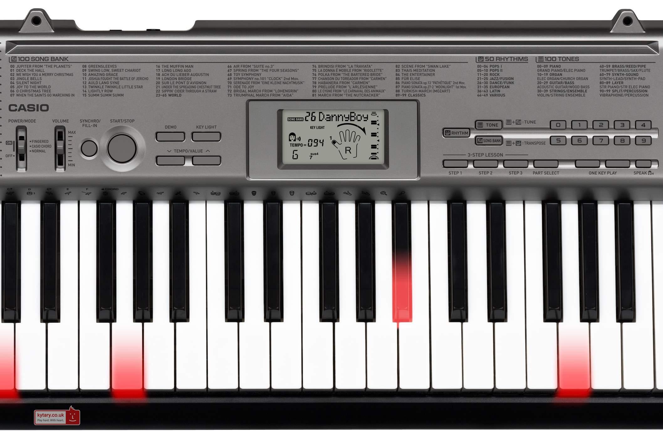 Đàn Organ Casio LK 125