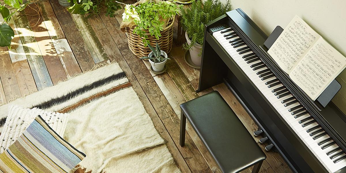 Đàn Piano Casio PX-770