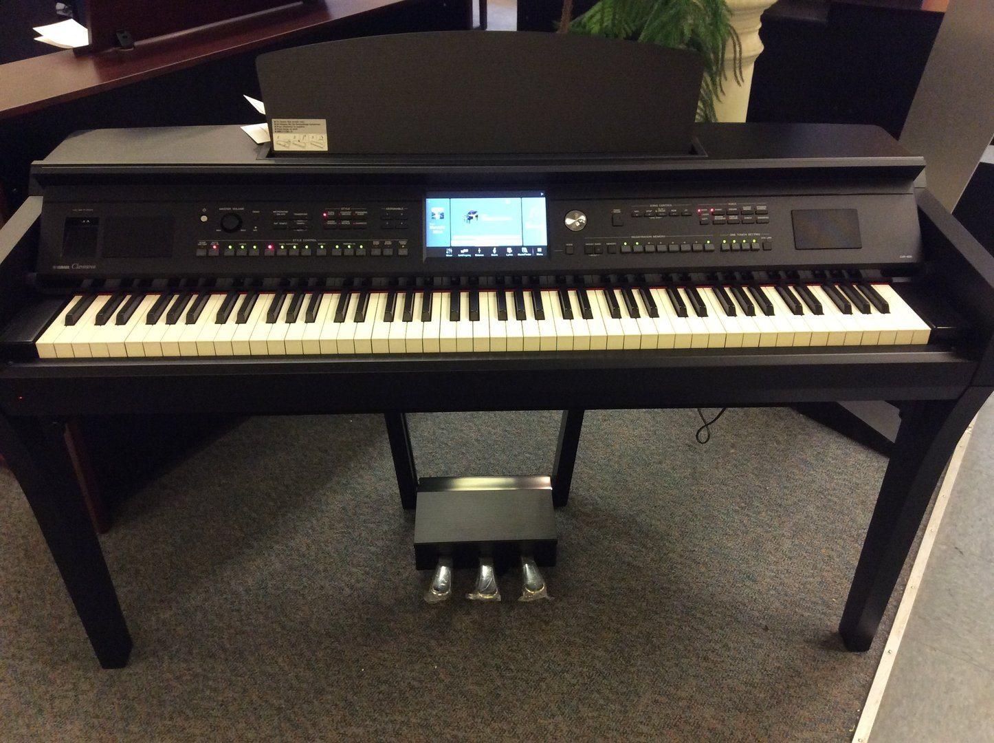 Đàn Piano Điện Yamaha CVP-609GP