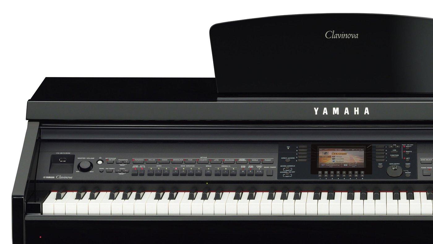 Đàn piano điện Yamaha CVP-701B