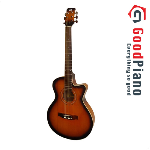 Đàn Acoustic Guitar AC3R VINTAGE NATURAL//ARE 02