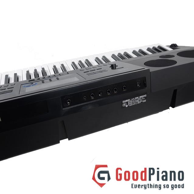 Đàn Organ Casio WK-6600