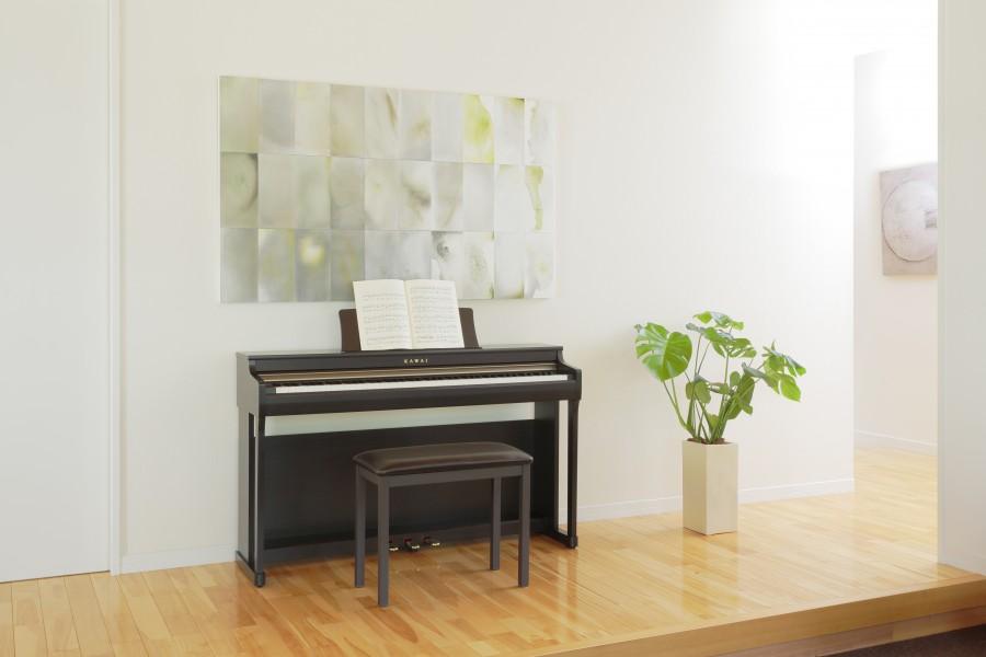 Đàn Piano Điện Kawai CL 26