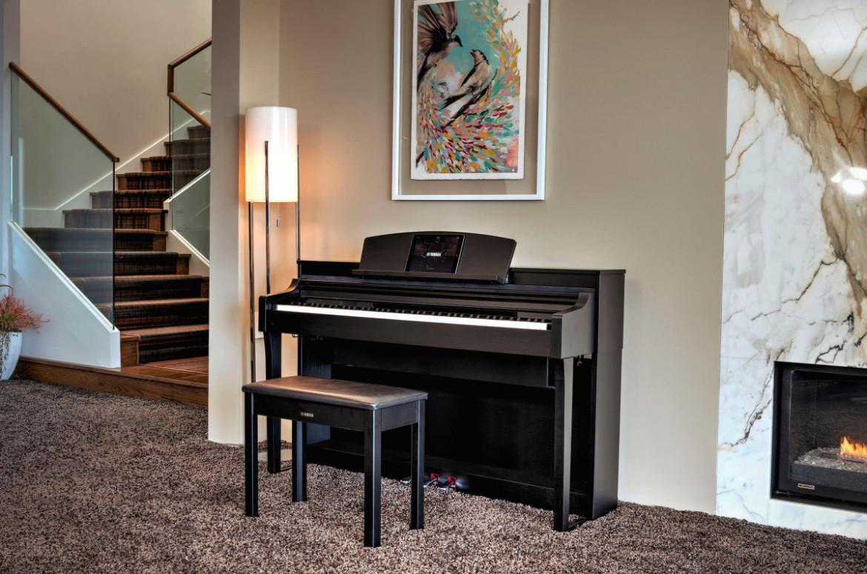 Đàn Piano Yamaha CLP 645R