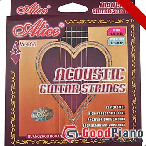 Dây đàn Guitar Acoustic Alice AW466-L