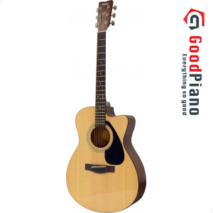 Đàn Folk Guitar FGX800C NATURAL