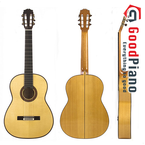 Đàn Folk Guitar FGX820C NATURAL