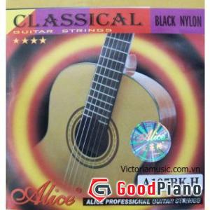 Dây đàn guitar Classic Alice A107BK-H
