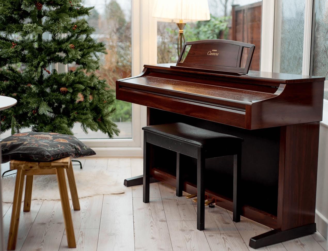 Đàn Piano Điện Yamaha Clavinova CLP-860