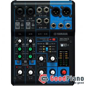 Mixer Yamaha MG-06X
