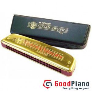 Kèn Harmonica Hohner Golden Melody M2416017