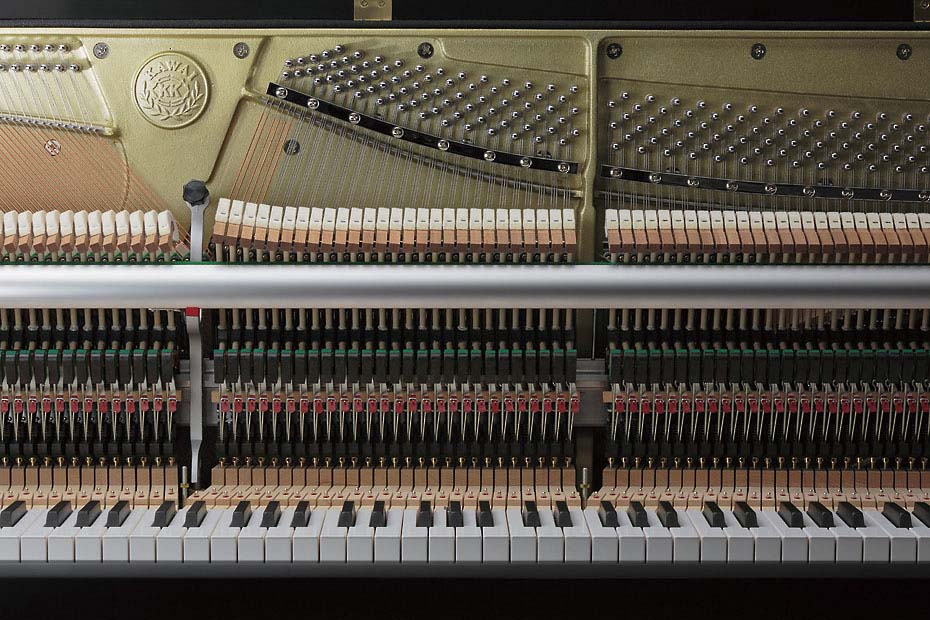 Đàn Piano Cơ Kawai K-300 MH/MP