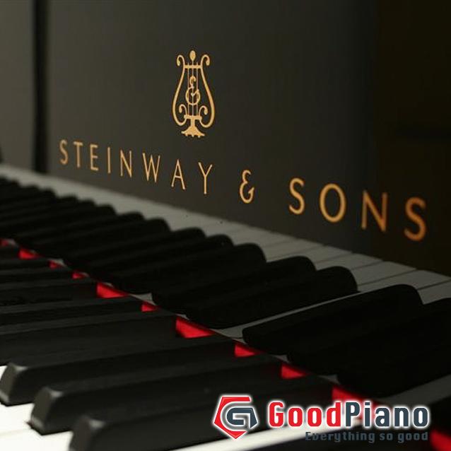 Đàn Piano Steinway & sons A-188