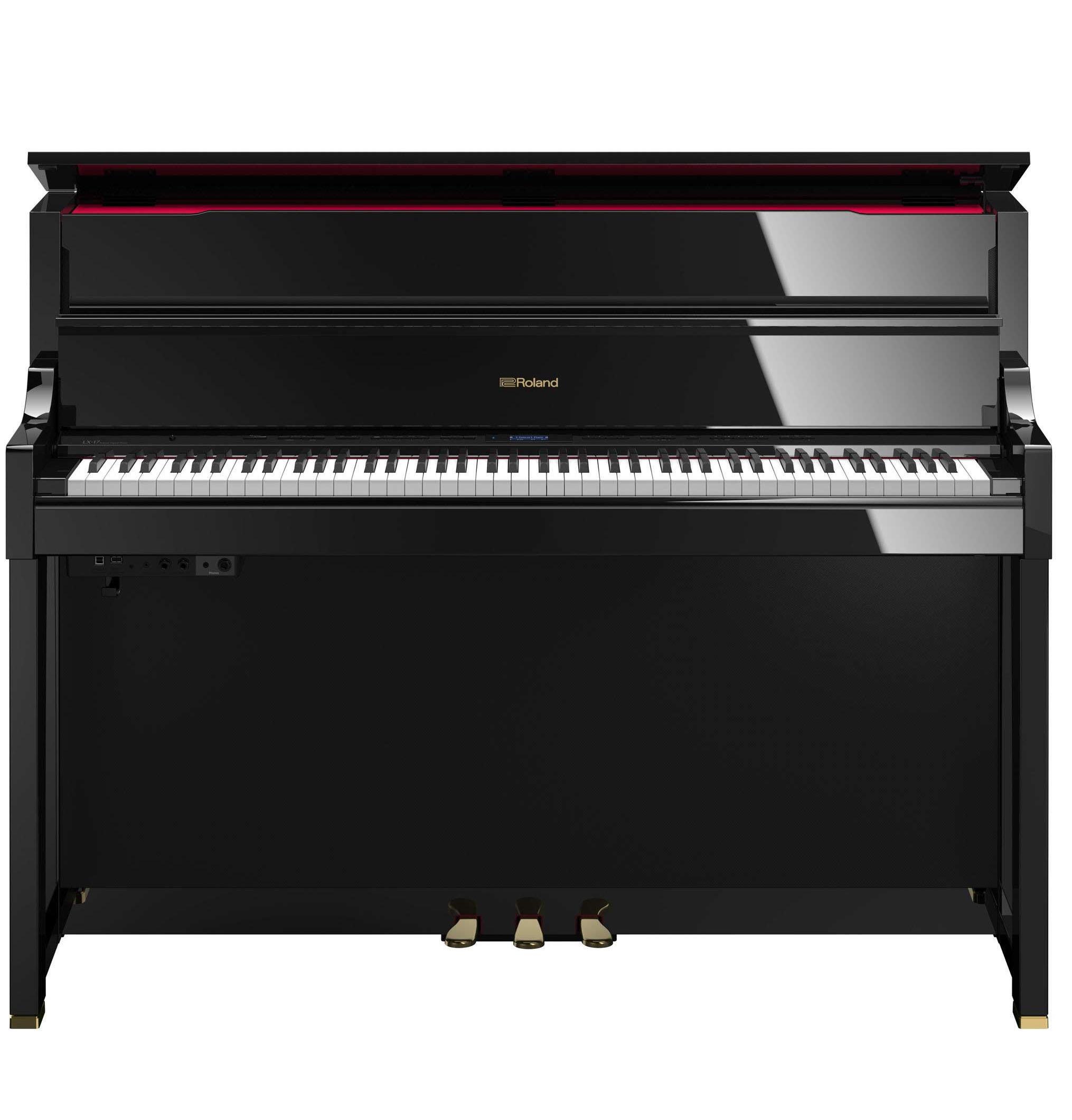Đàn Piano Điện Roland LX-17PE