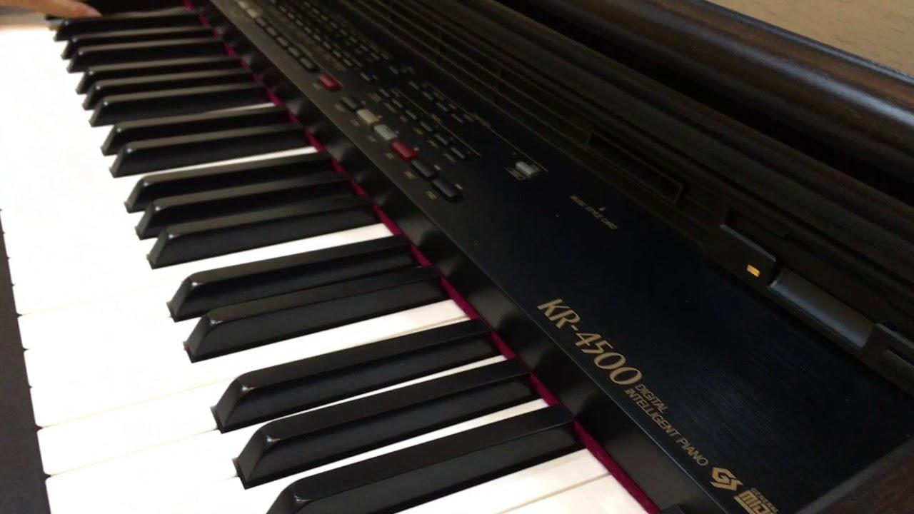 Đàn Piano Điện Roland KR-4500