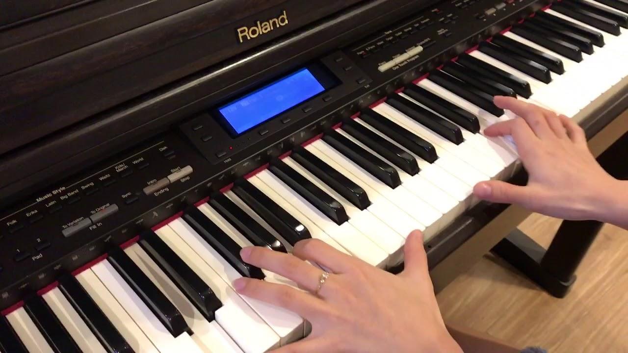 Đàn Piano Điện Roland KR-570