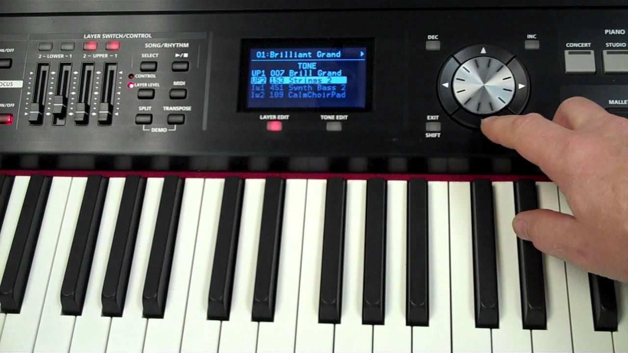 Đàn Piano Điện Roland RD-700NX