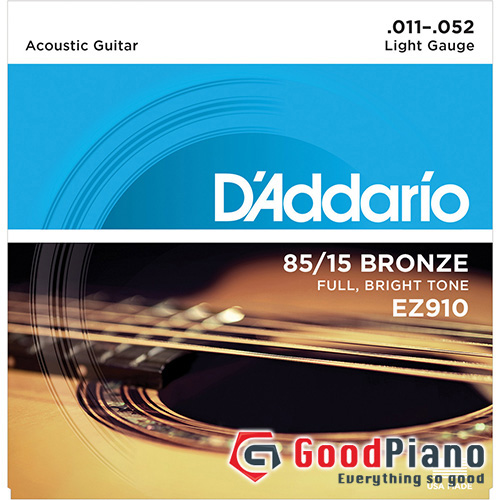 Dây đàn Guitar Acoustic EZ910