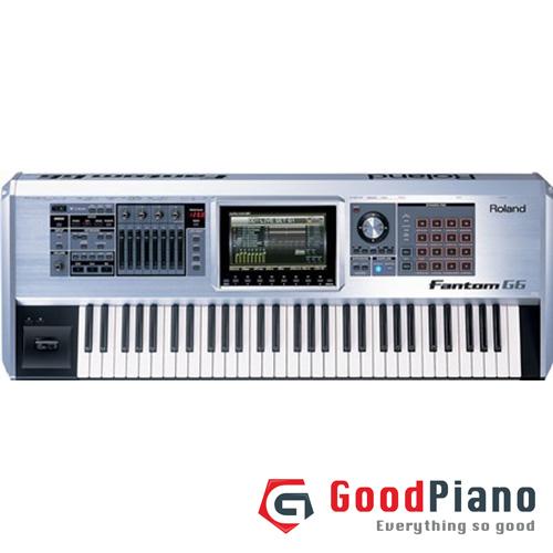 Đàn Organ Roland Fantom G6