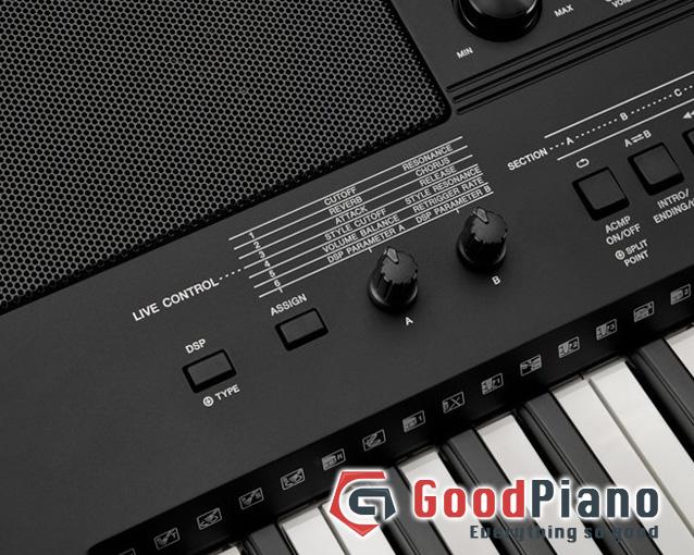 Đàn Organ Yamaha PSR-E453